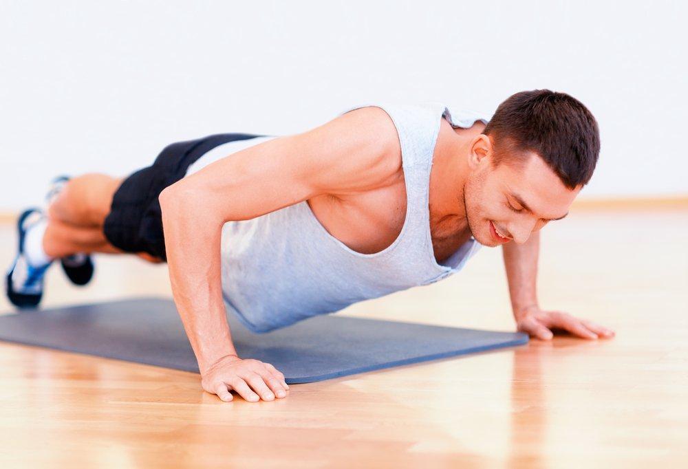 Рекомендации для занятий фитнесом с собственным весом