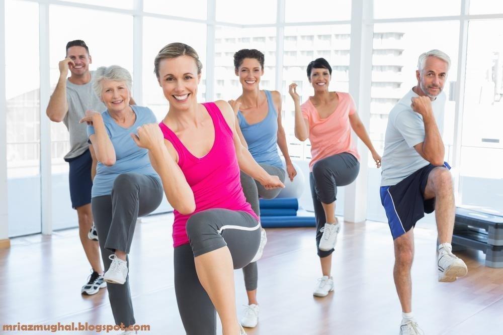 Физическая активность в борьбе с усталостью