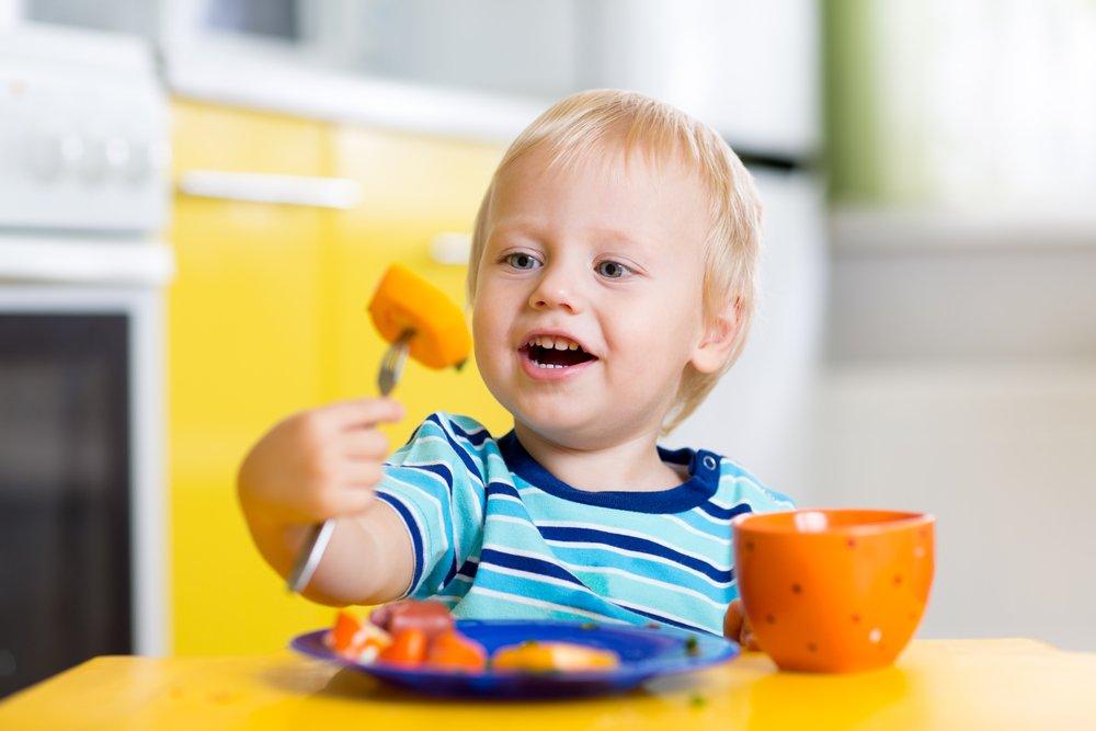 Как привить детям правильные пищевые привычки?