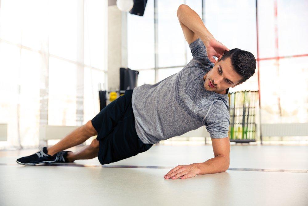 Варианты выполнения фитнес-упражнения