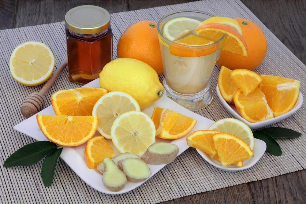 Цитрусовые для профилактики и лечения гриппа