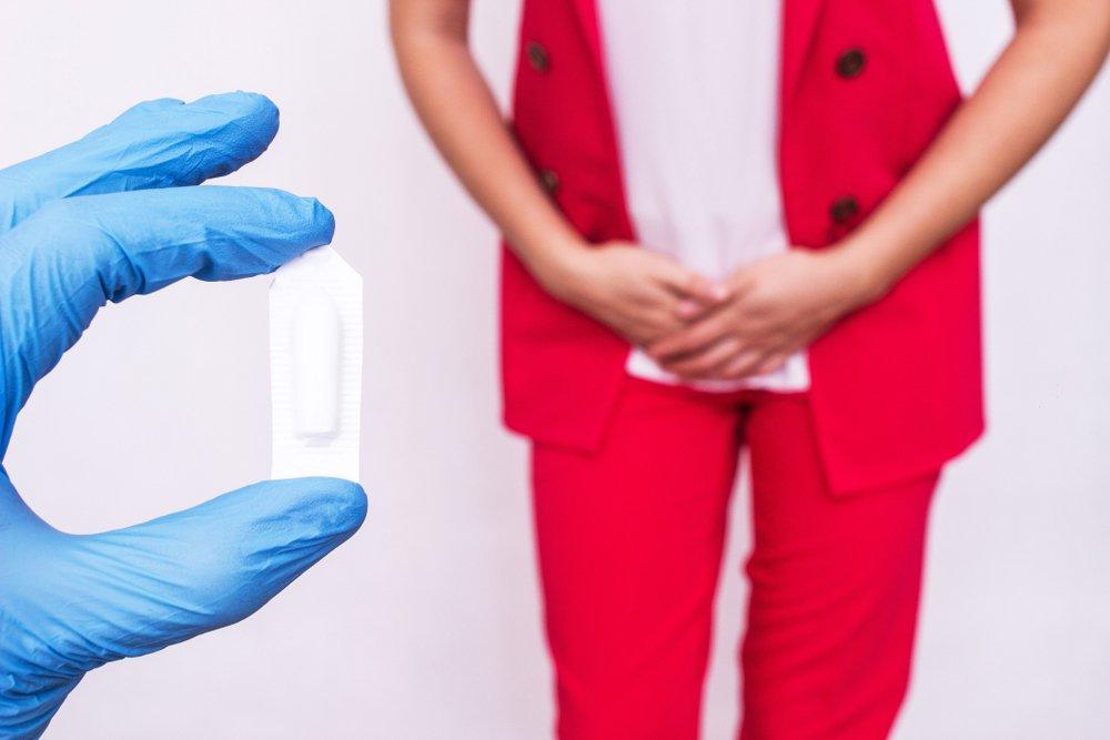 Вагинальные и иные формы препаратов