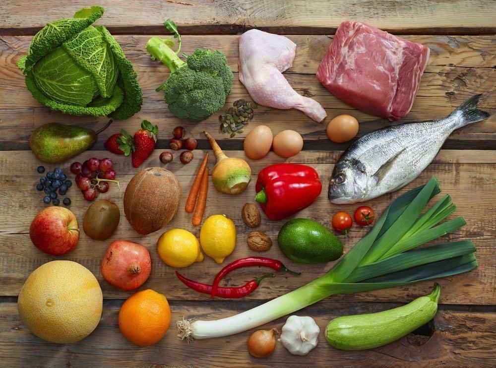 Основные принципы диеты №7