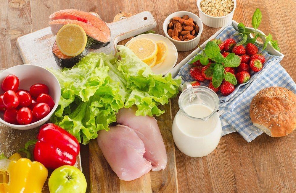 Заботьтесь о регулярном питании