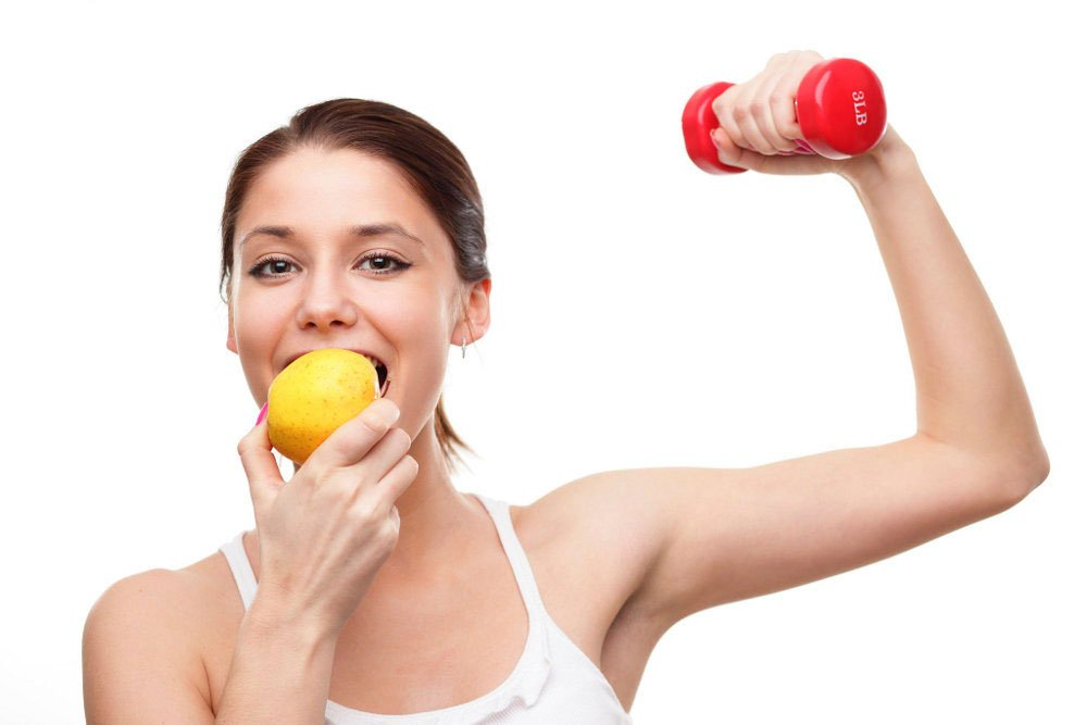 Важность питания перед тренировкой