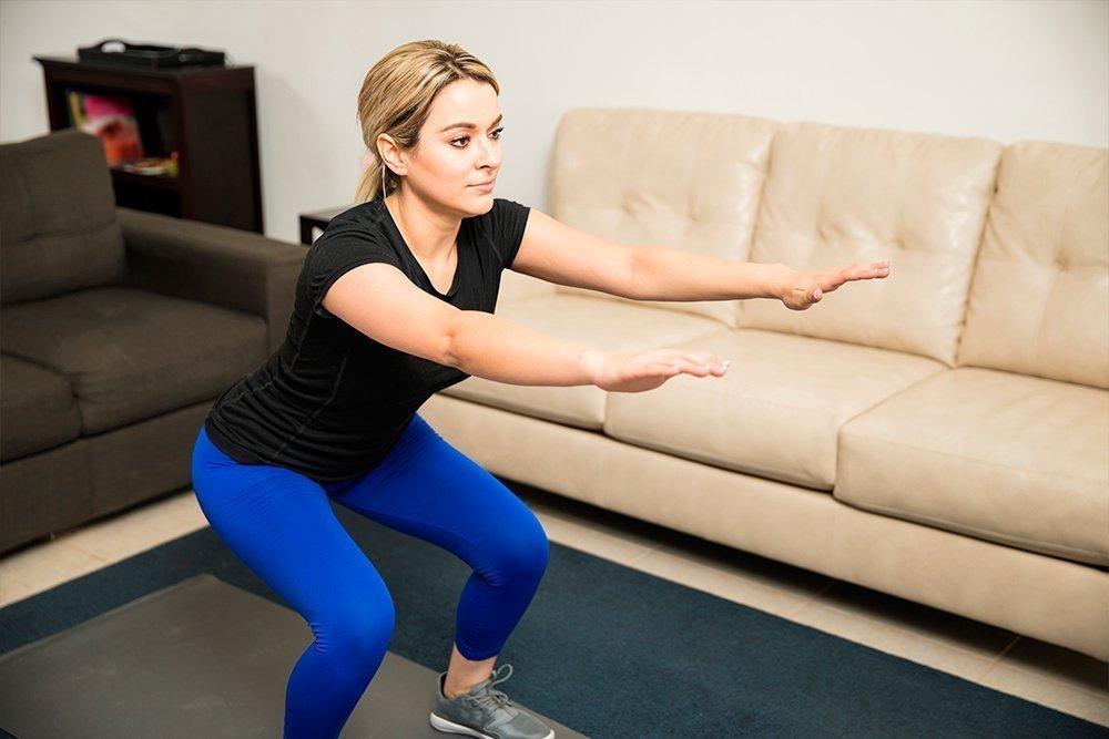 Кардиоупражнения для сокращенных фитнес-тренировок