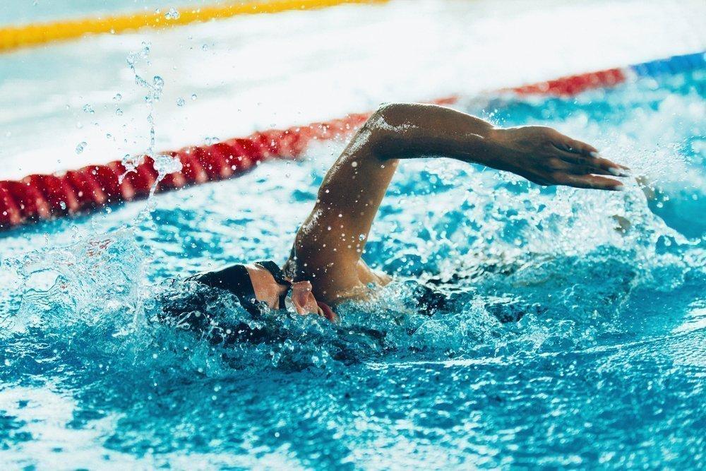 Вольный стиль картинки плавание