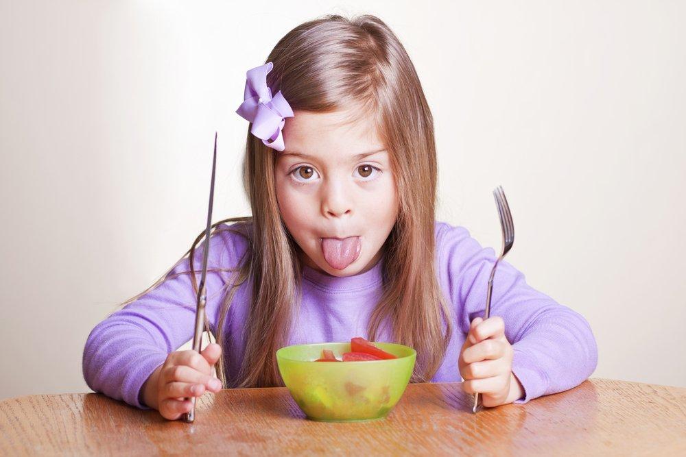 Культура питания ребенка