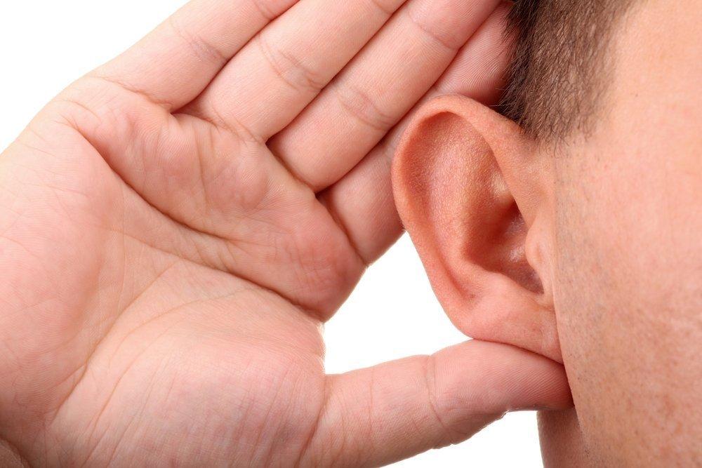 Внезапная потеря слуха