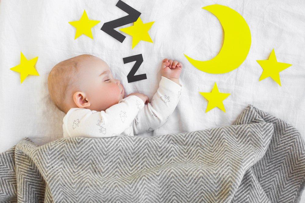 Факт первый: у младенцев сон длится всего час