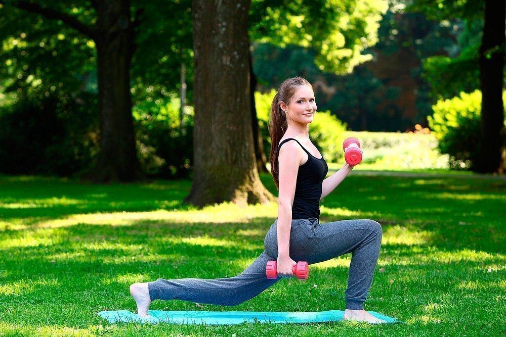 Особенности выполнения фитнес-элемента