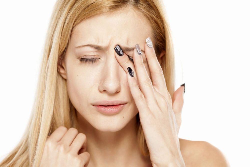 Если появилась боль: симптомы ячменя