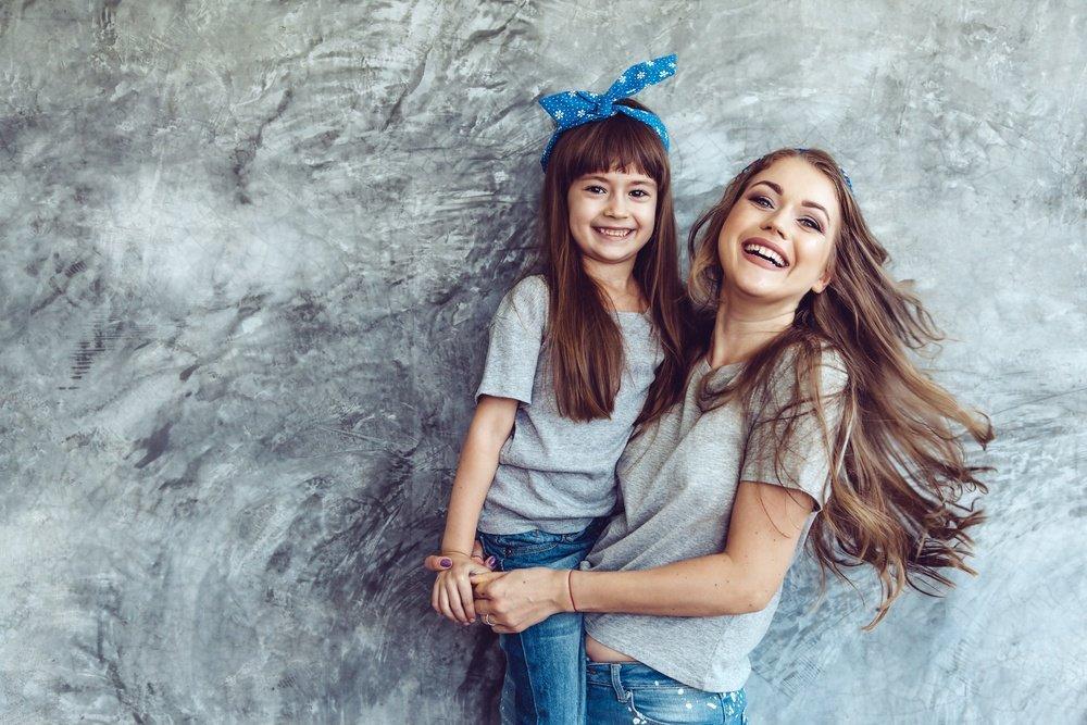 Гардероб ребенка и поощрение женственности
