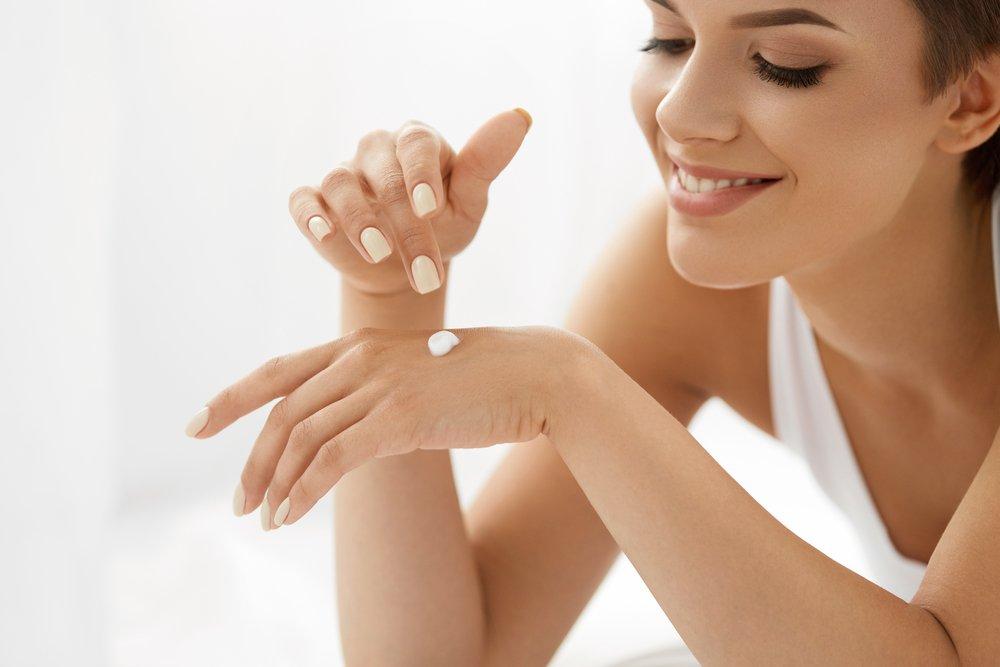 Что такое крем для ногтей
