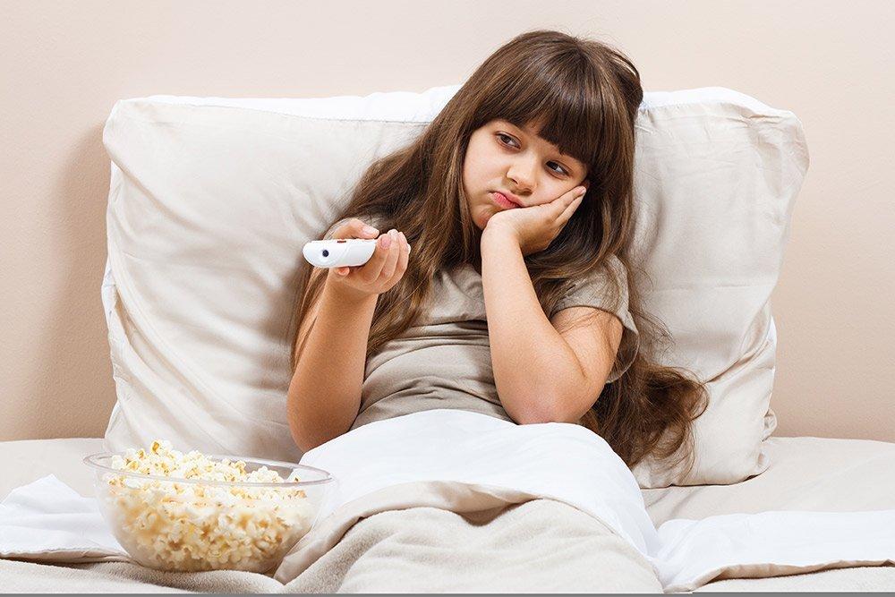 Откуда берется лень у ребенка