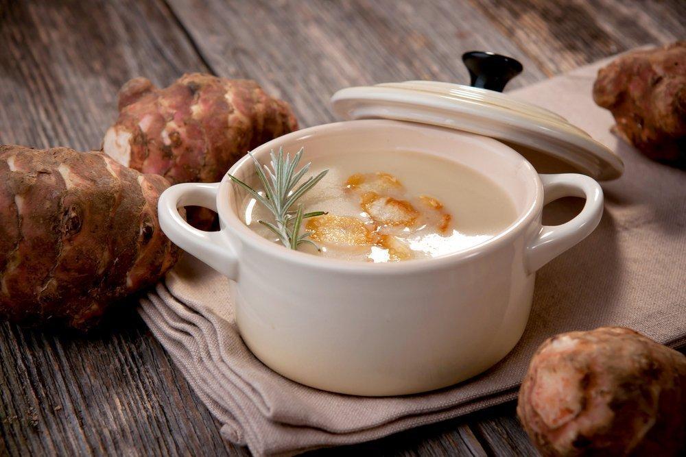 Рецепты из земляной груши для здоровья и похудения