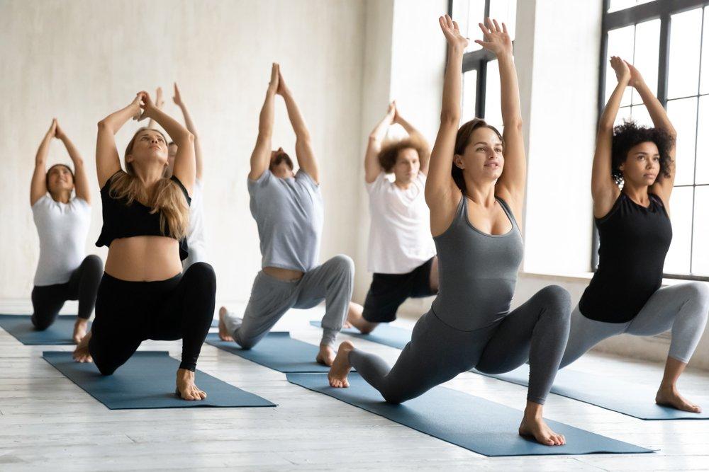 Упражнение третье: для мышц-сгибателей бедра