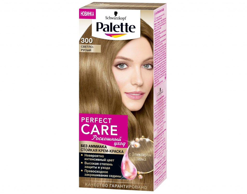 Краска для волос Palette Perfect Care Источник: uniland.ru