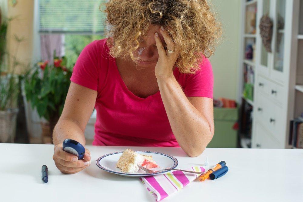 Осложнения диабета усиливают депрессию?