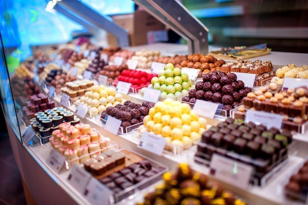 Миф о влиянии аромата шоколада на покупателей