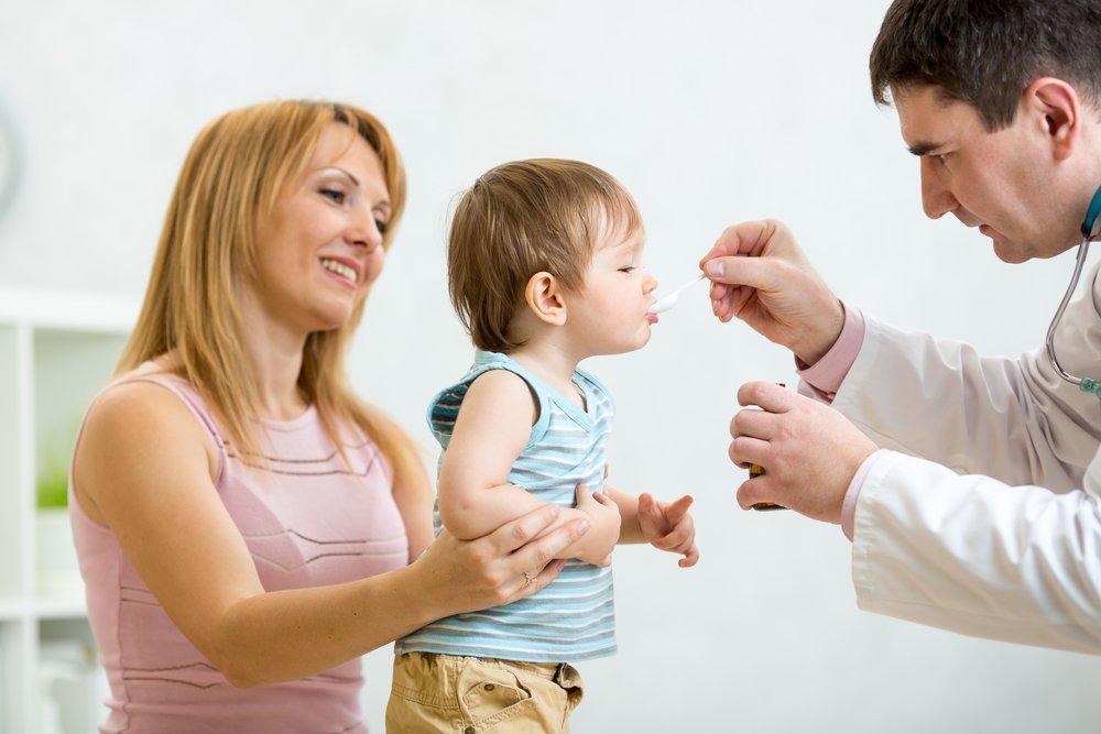 Какие антибиотики для детей официально разрешены