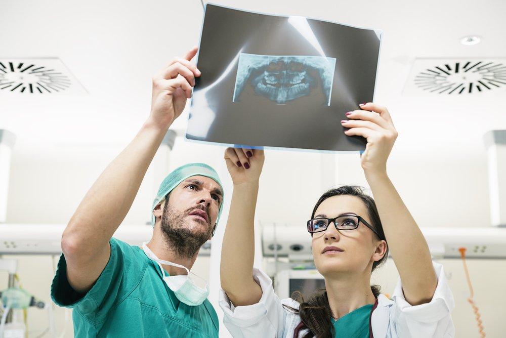 Томография зубов