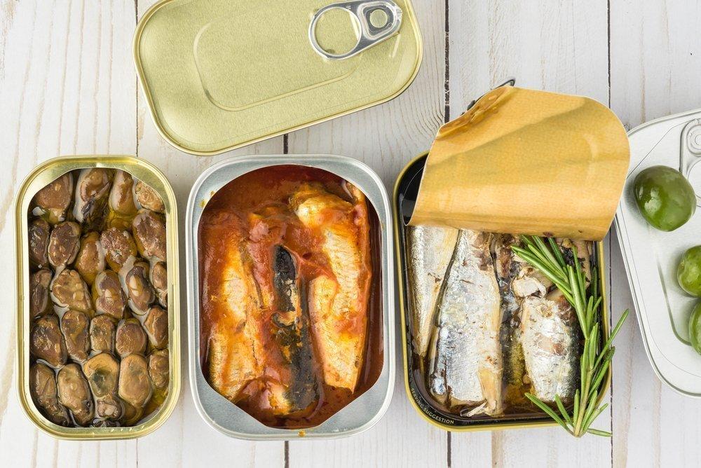 Как выбрать консервы из рыбы и морепродуктов?
