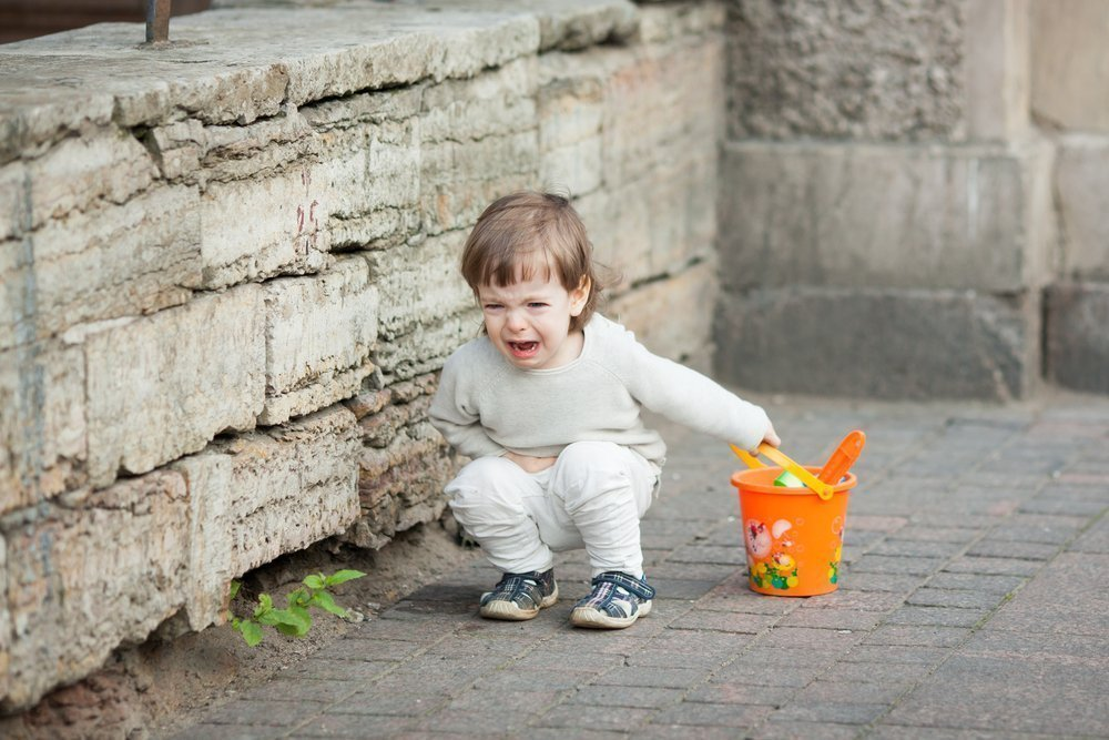Нельзя пугать ребенка