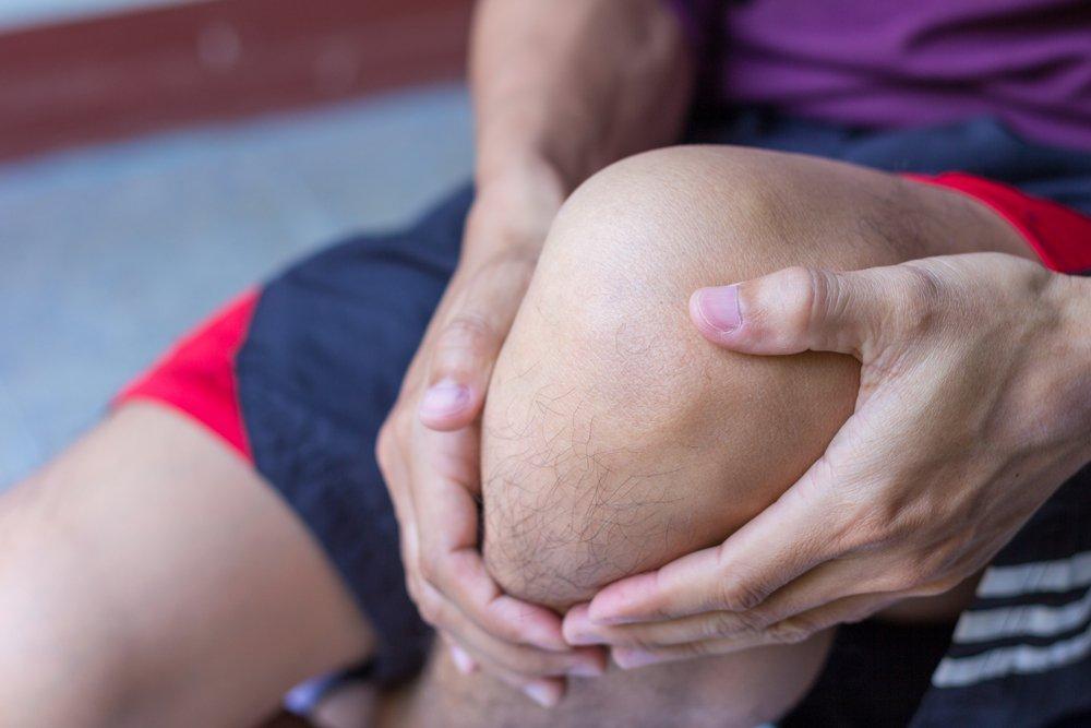 Суставы горло и живот массаж при артрозе коленных суставов видео