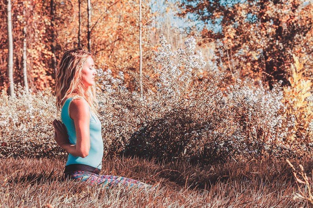 Практика медитации: основные принципы