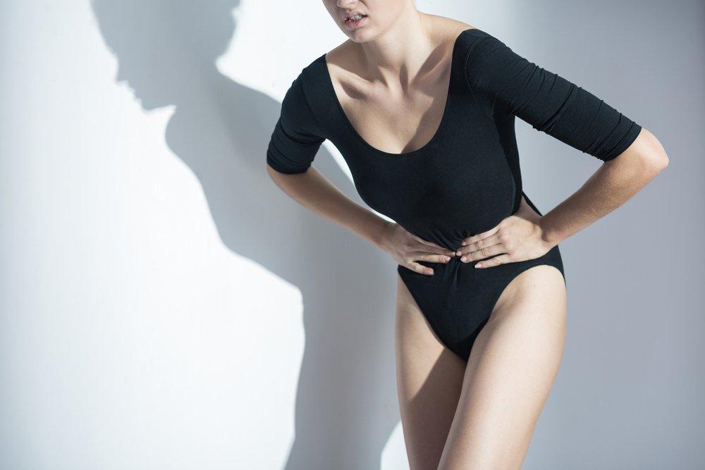 Проявления эндометриоза тела матки