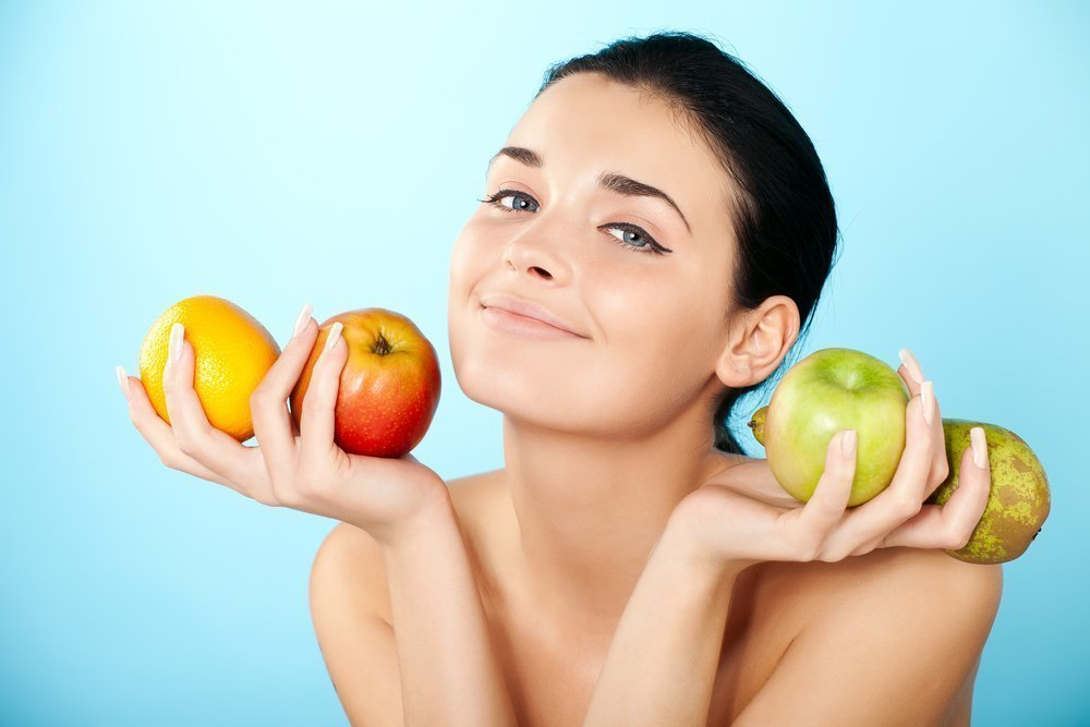 Красивая кожа — показатель здоровья