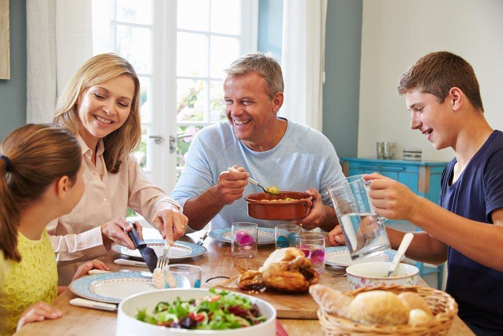 Что не следует переносить из диеты для подростка