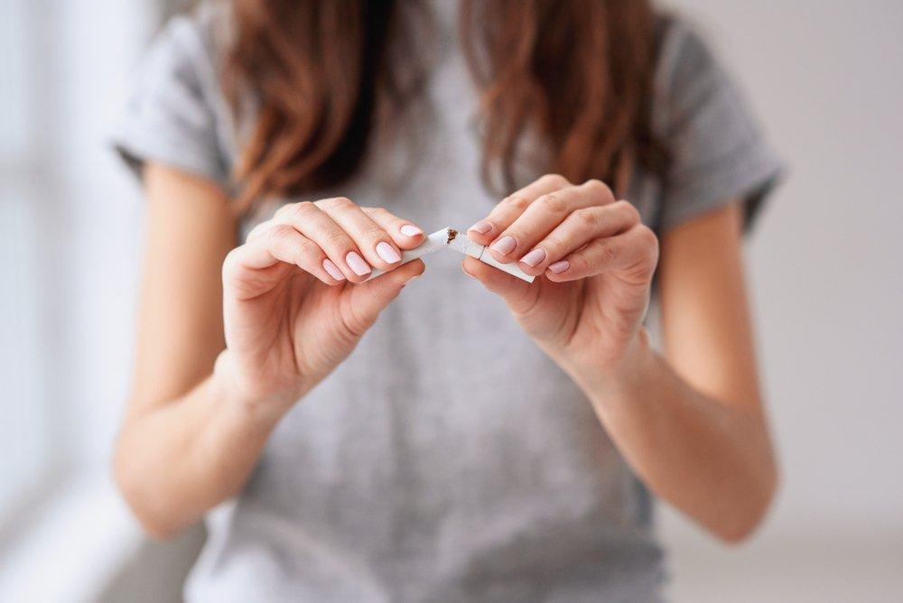 Что произойдет, если бросить курить во время беременности?