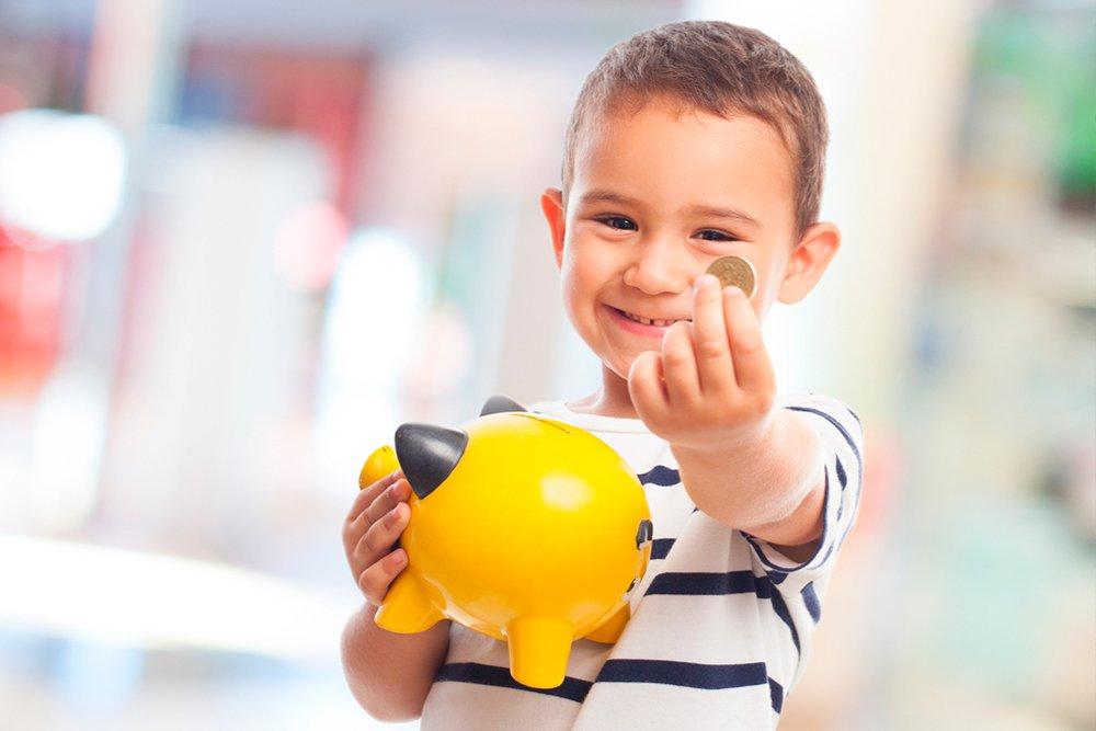 Оптимальный возраст для понимания денежного вопроса