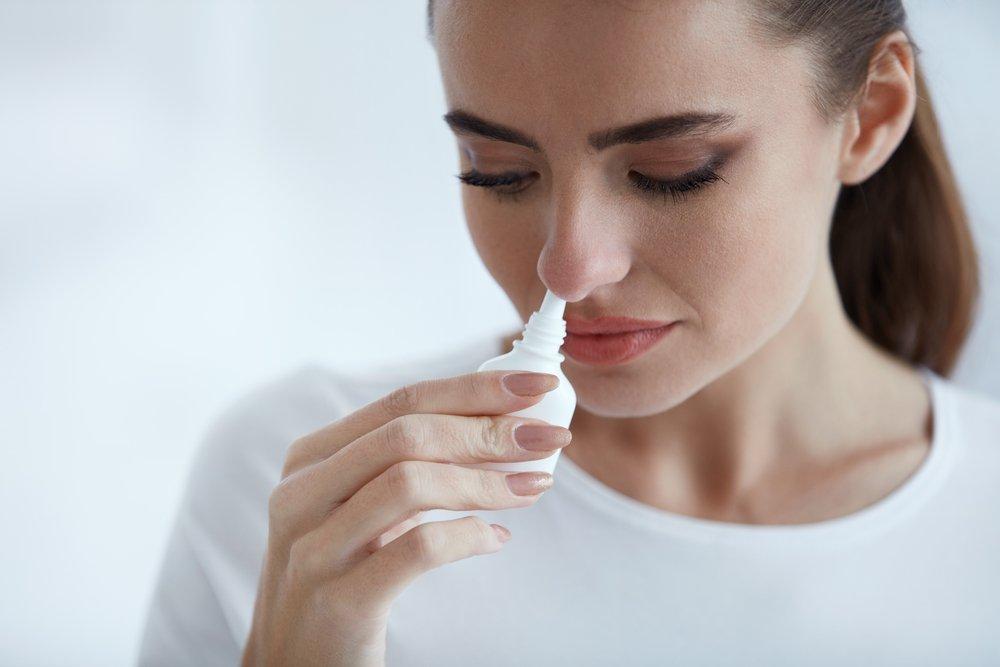 Назальные глюкокортикоиды (спреи в нос)