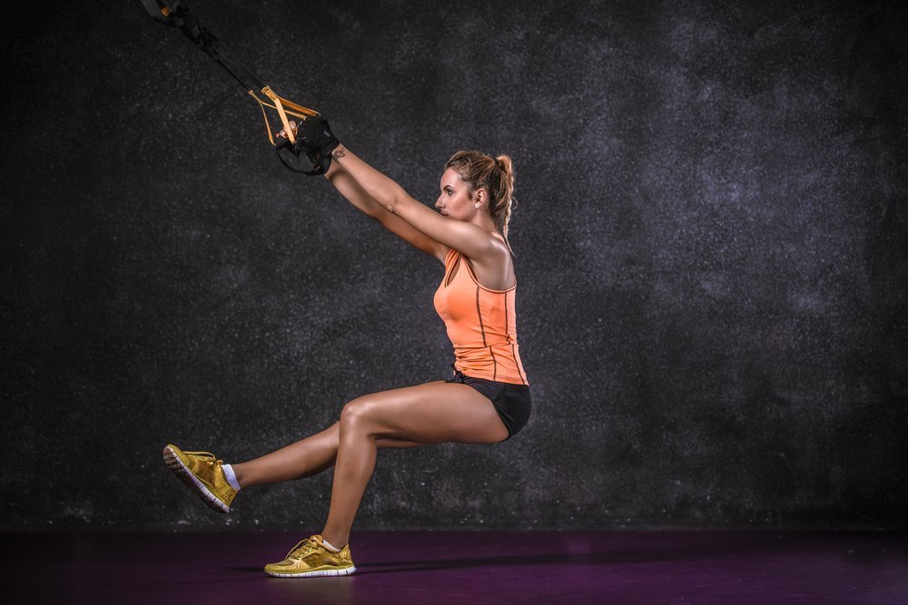 Особенности TRX фитнес тренировок