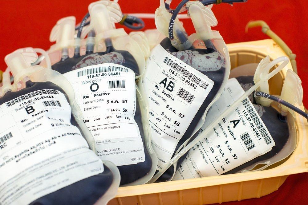 Значение группы крови