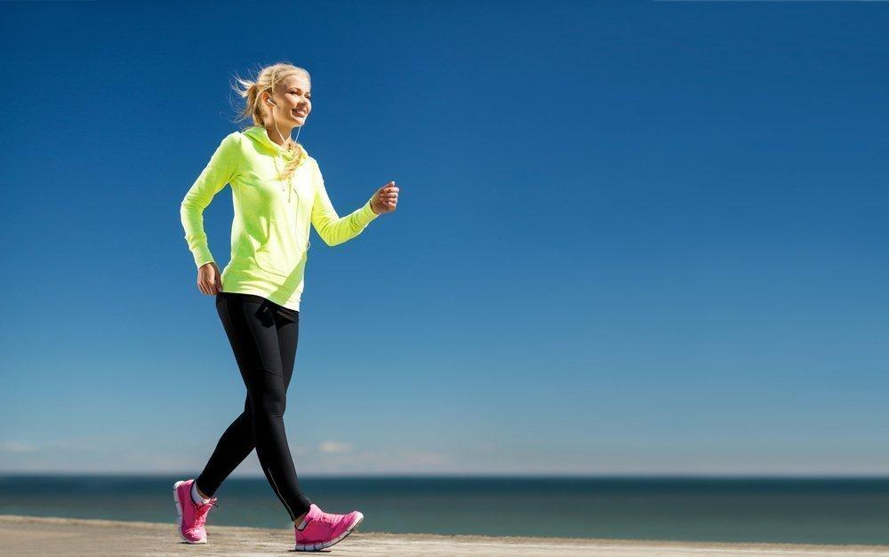 Спортивная ходьба на длительные дистанции