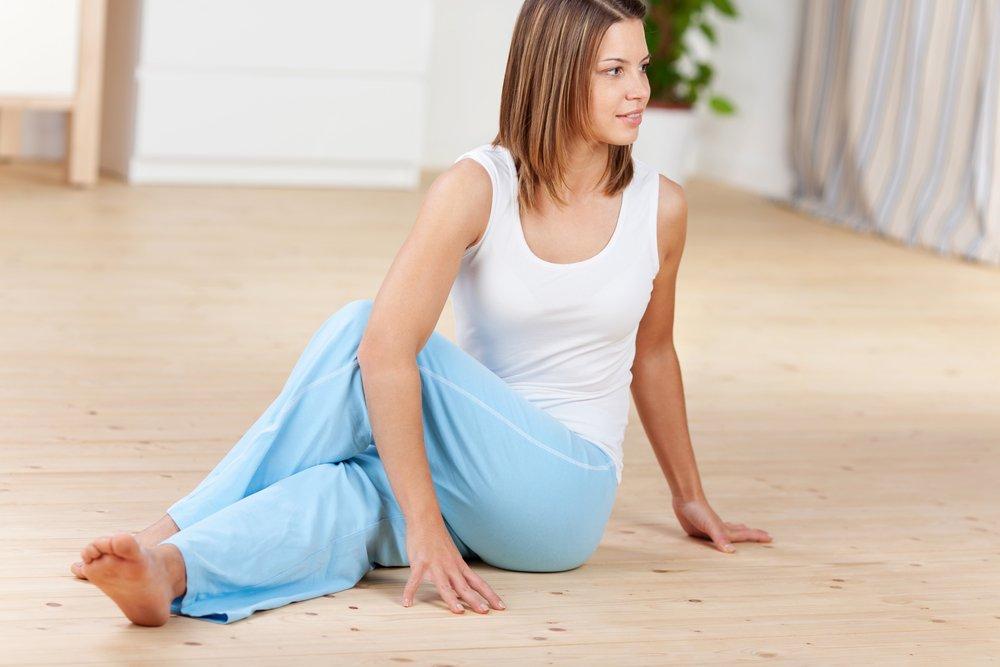 Базовый комплекс упражнений после травмы спины