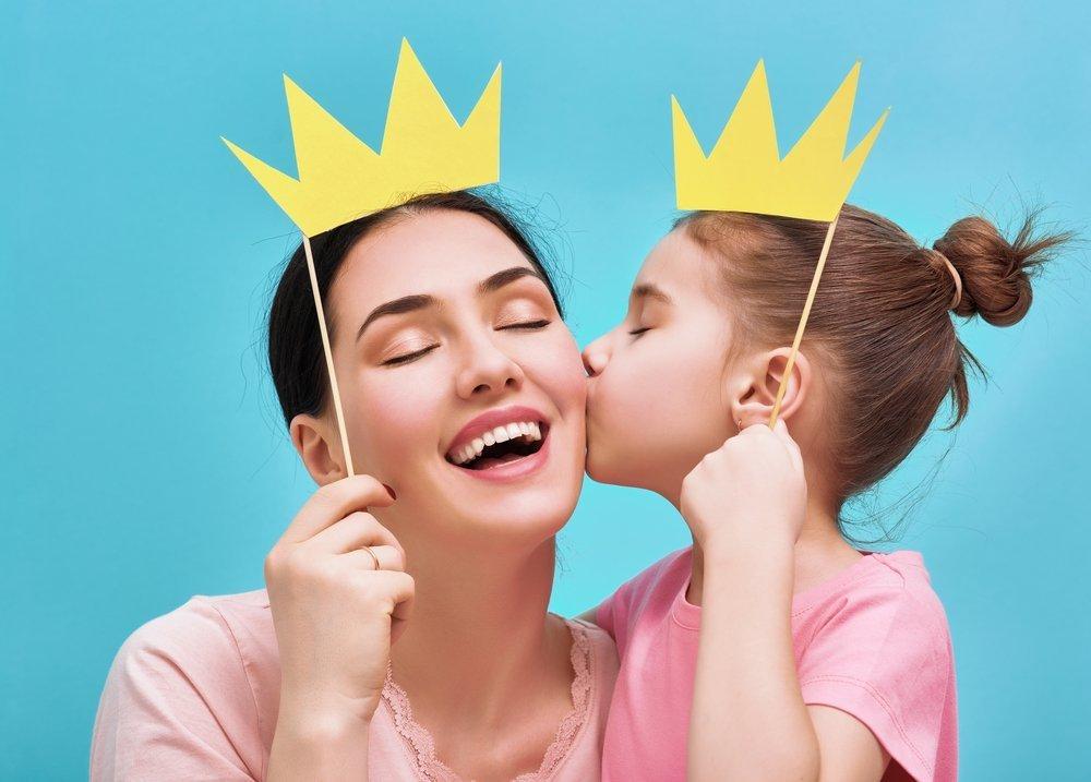 Мать — источник знаний и развития