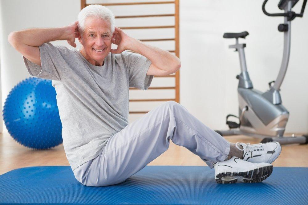 Физические упражнения в домашних условиях