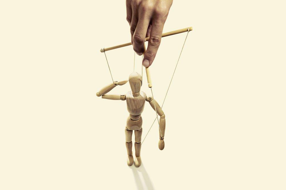 Привычки людей: попытка манипулировать