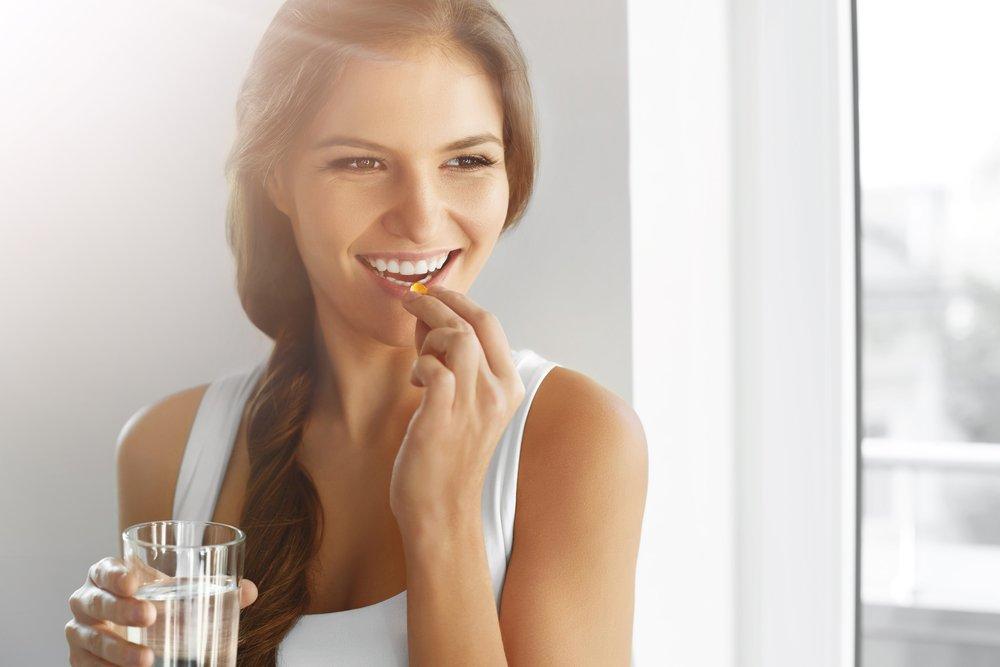 Уход за локонами: витаминные рецепты