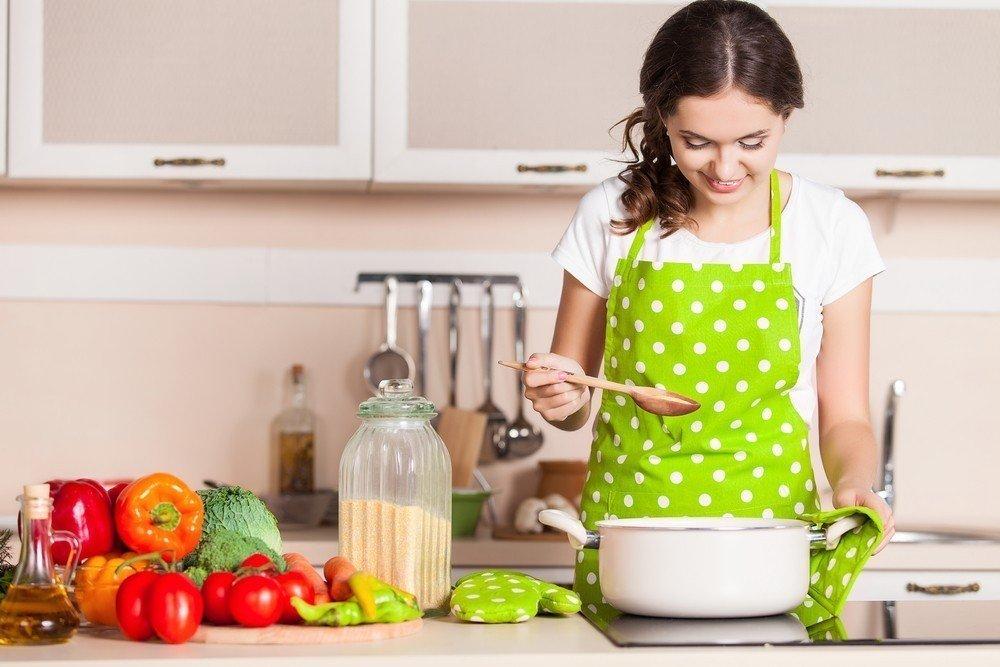 2. Проведите ревизию на кухне