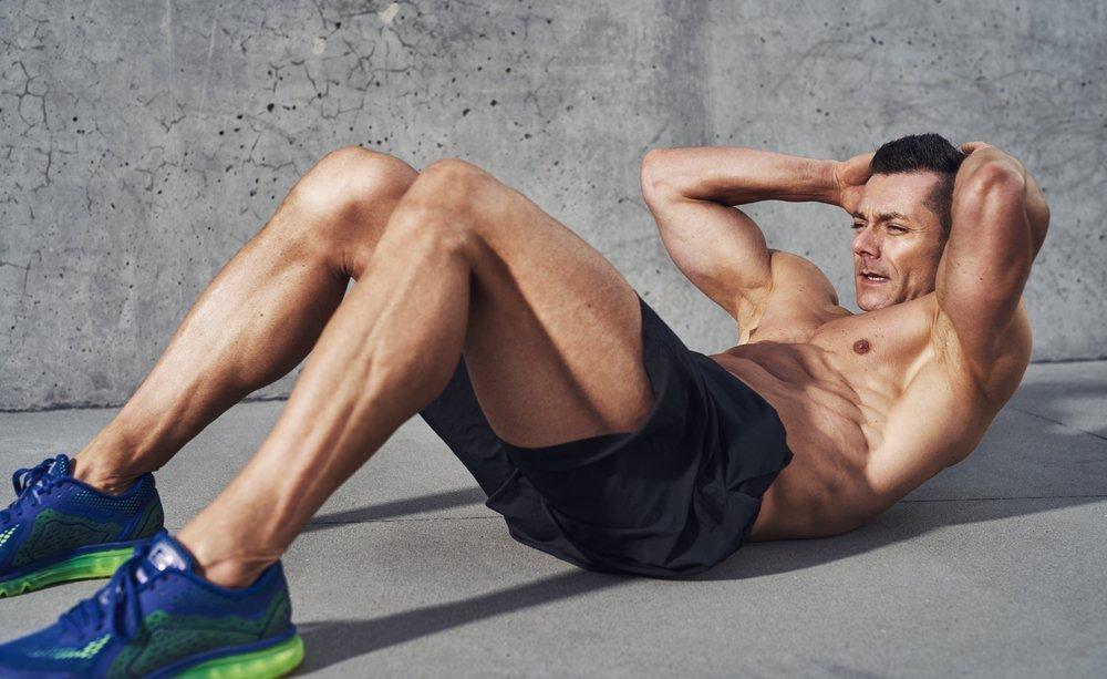 Эффективные физические упражнения для живота и боков