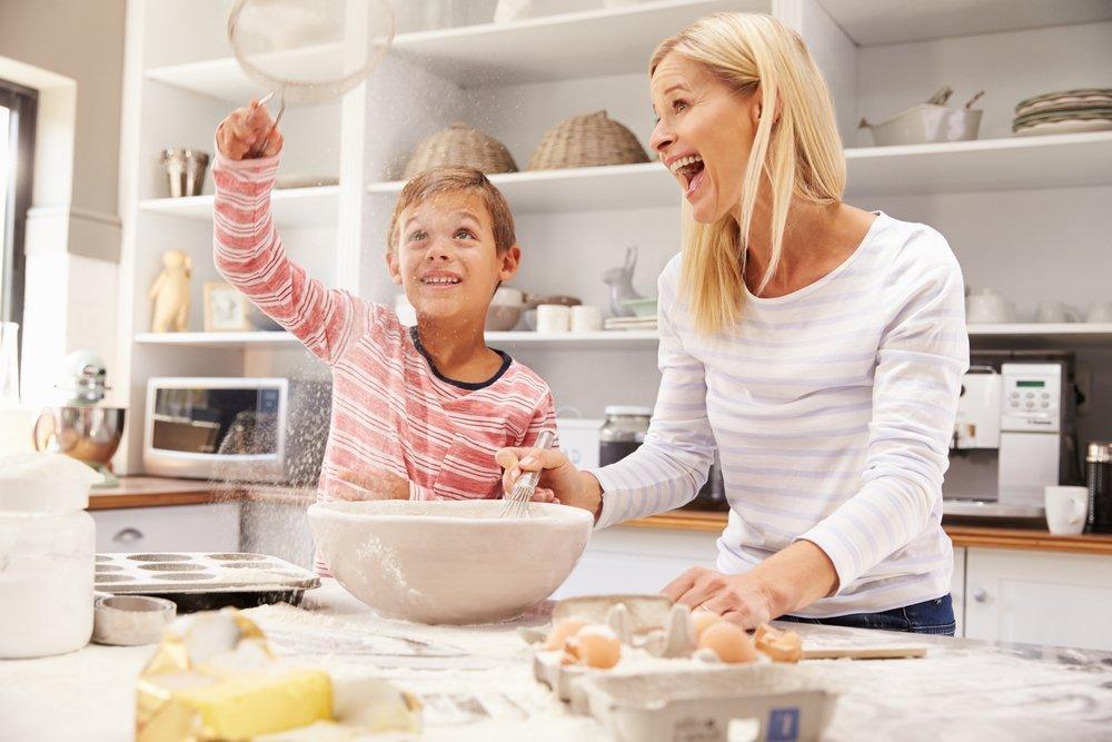 Кулинария и развитие ребенка