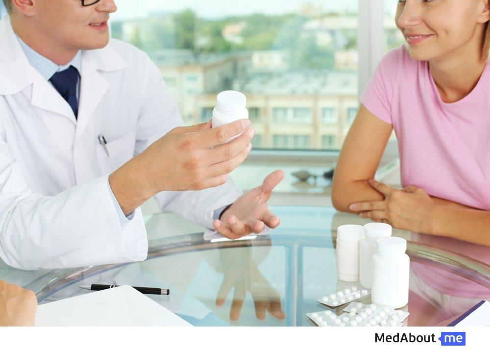 Антибиотики для женщин