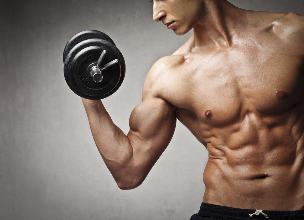 Фитнес-тренировки для мускулатуры верхней части тела