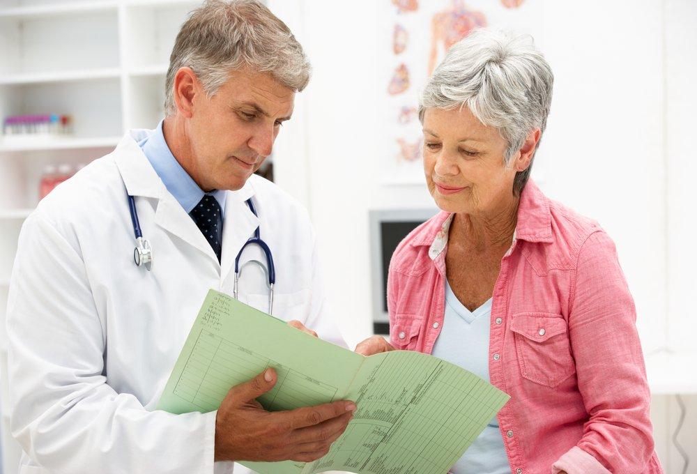 Осложнения эндометриоза